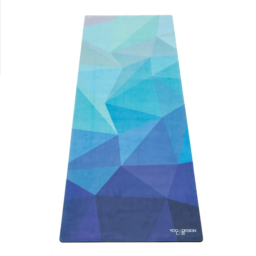 Podložka na jógu Yoga Design Lab Geo Blue 35 mm