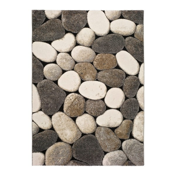Covor Universal Pebble, 160 x 230 cm, gri