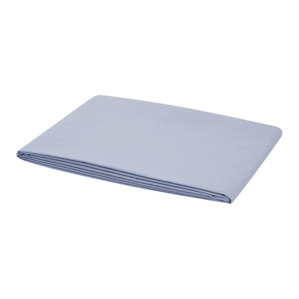 Cearșaf elastic pentru pat de o persoană Bella Maison Basic Fitted, 100x200cm, albastru deschis