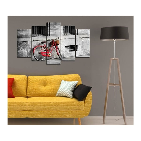 Lenteno többrészes kép, 102x60cm - 3D Art