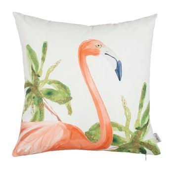 Față de pernă Apolena Flamingo Paradiso, 43x43cm de la Apolena