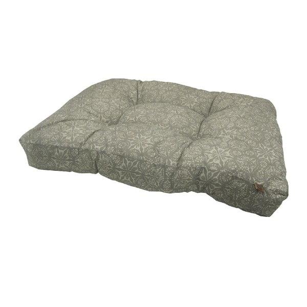 Hnědý pelíšek pro psa OVERSEAS Porto,55x75cm