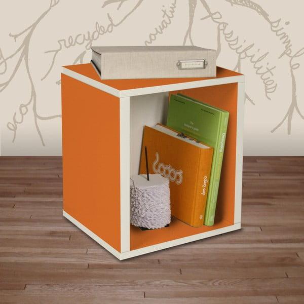 Police Cube Plus, oranžová
