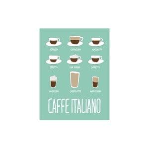 Utěrka Caffe