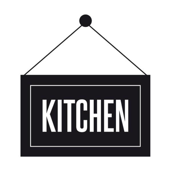 Samolepka na stěnu Kitchen