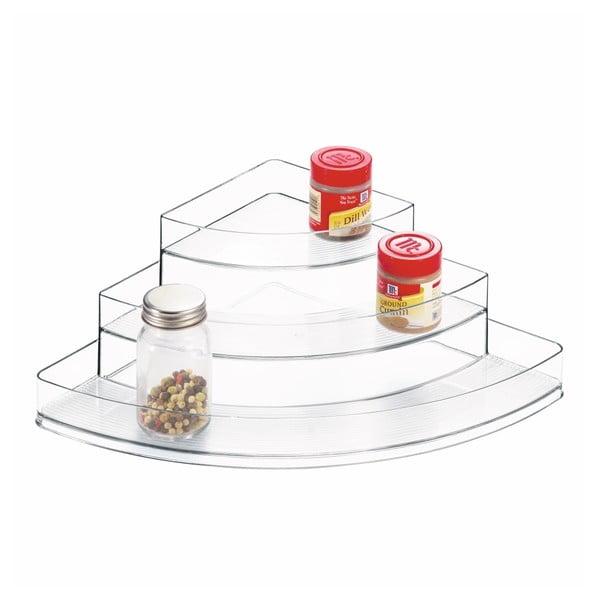 Suport colțar pentru bucătărie InterDesign Linus