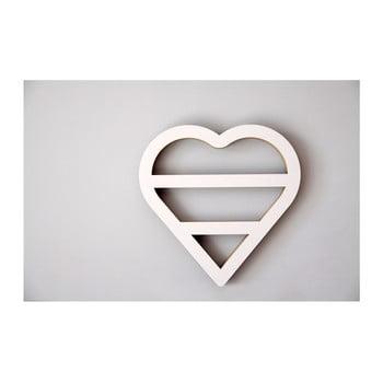 Raft în formă de inimă Unlimited Design for kids imagine