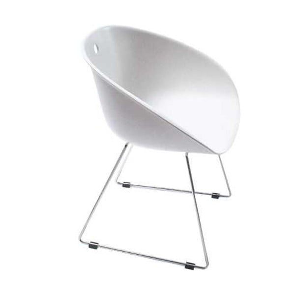 Pedrali židle Gliss 920, bílá