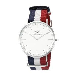 Pánské hodinky Daniel Wellington Cambridge Class Silver, ⌀40mm