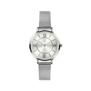 Dámské hodinky s řemínkem z chirurgické oceli Victoria Walls Pina
