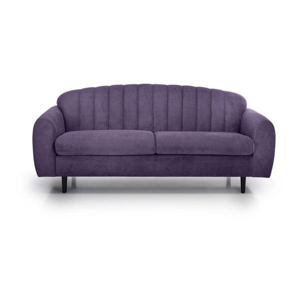 Fioletowa sofa 2-osobowa Softnord Cadillo