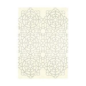 Koberec Crochet Cream 120x170 cm
