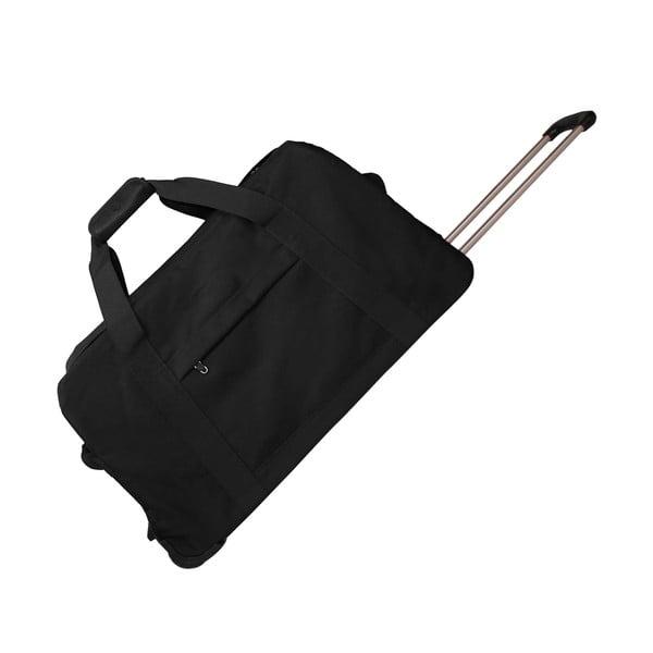 Cestovní zavazadlo na kolečkách Sac Black, 76 cm