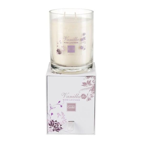 Aroma svíčka Vanilla & Lavender Large, doba hoření 80 hodin