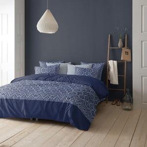 Povlečení Barika Indigo Blue, 200x200 cm