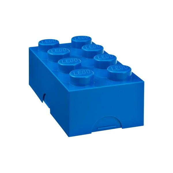 Modrý desiatový box LEGO®
