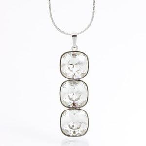 Náhrdelník Laura Bruni se Swarovski Elements Necklace Crystal