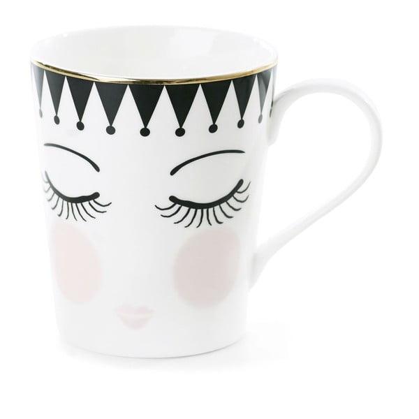 Keramický hrnek Miss Étoile Coffee Eyes and Dots