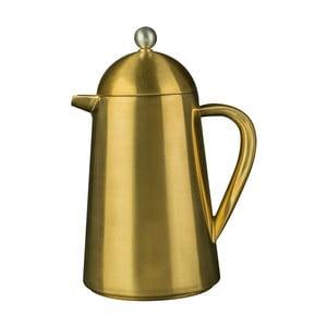 Konvice na kávu ve zlaté barvě Creative Tops Pisa, 350ml
