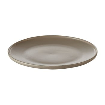 Farfurie ceramică Premier Housewares Malmo, Ø 18 cm, maro