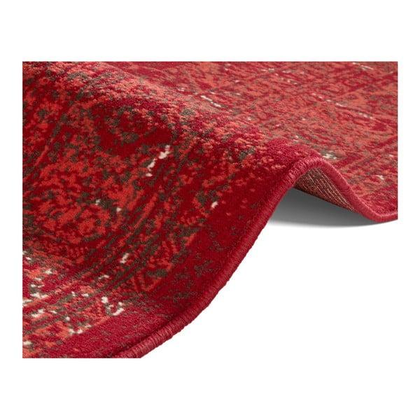 Červený běhoun Hanse Home Celebration Garitto, 80 x 250 cm