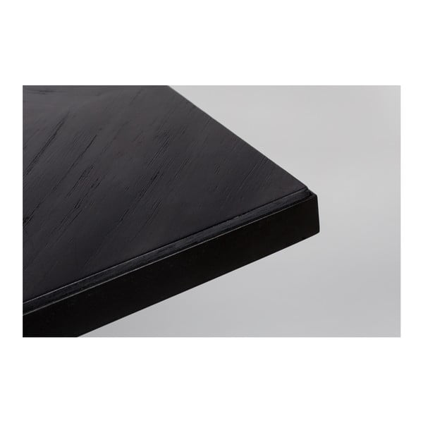 Černý stůl Zuiver Seth, 220 x 90 cm