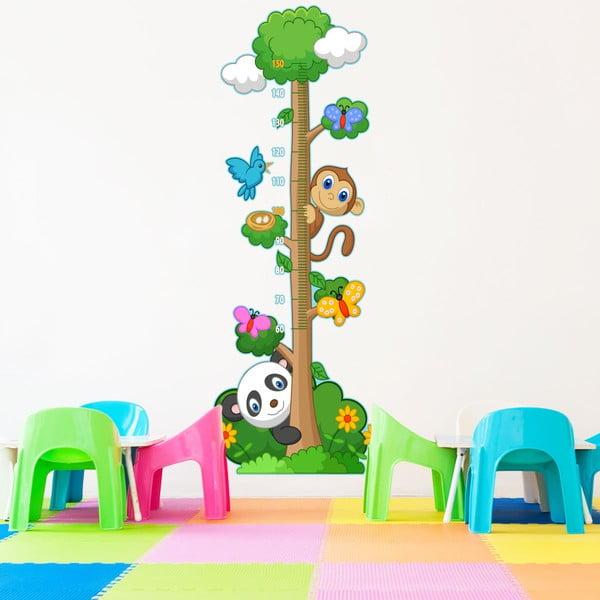 Autocolant pentru copii Ambiance Panda