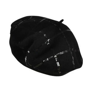Černý baret Punta