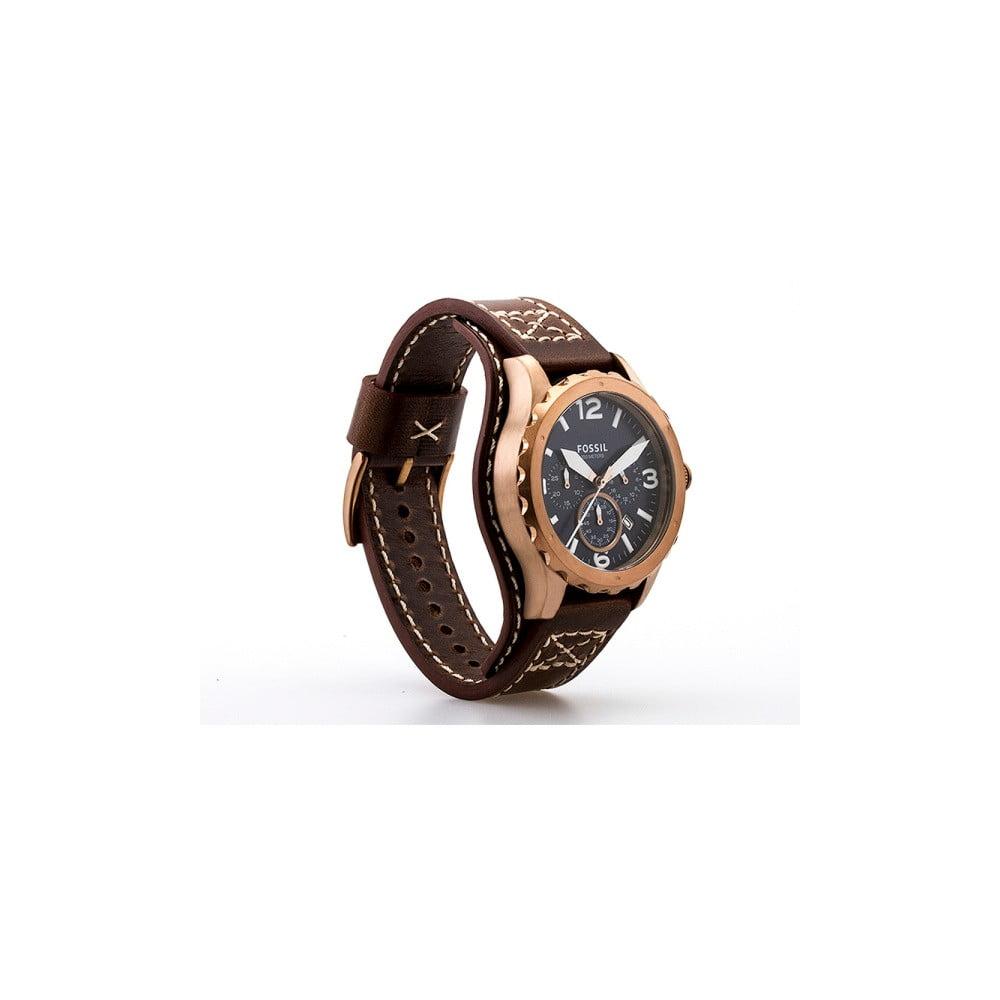 Černé pánské hodinky Fossil JR1505 ... b3ac6448f4