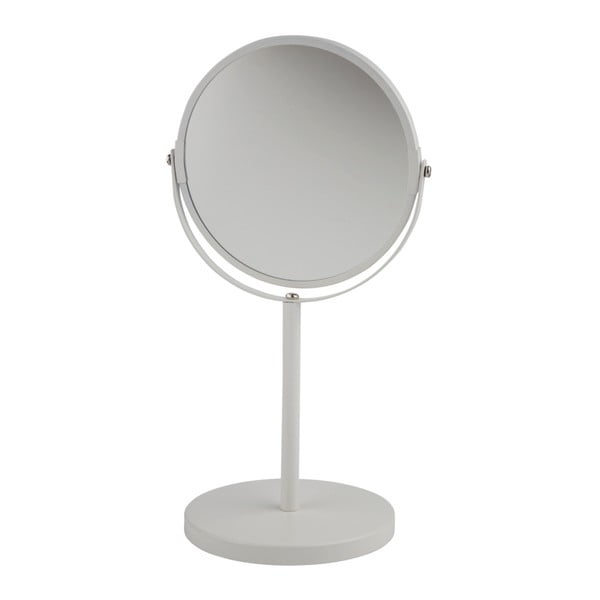 Šedé kosmetické stolní zrcadlo Galzone