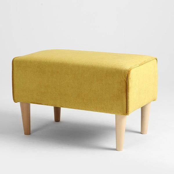 Žlutá podnožka Custom Form Cozyboy