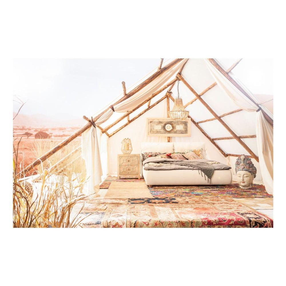 postel kare design bett szenario 160 x 200 cm bonami. Black Bedroom Furniture Sets. Home Design Ideas
