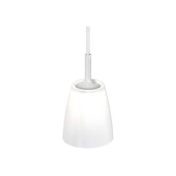 Závěsné světlo Nordlux Luna 32.5 cm, bílé