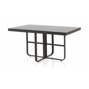 Zahradní jídelní stůl Geese Onyx, 152x91cm