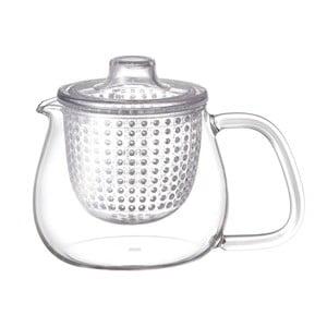 Konvice na čaj Unitea s plastovým sítkem 500 ml