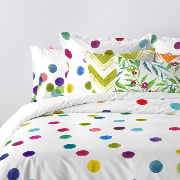 Sada 2 bavlněných povlaků na polštář Happy Friday Confetti,50x75cm