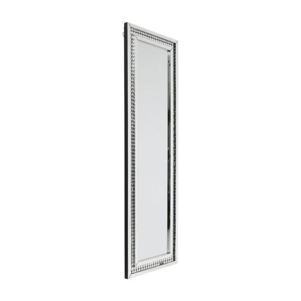 Nástěnné zrcadlo Kare Design Crystals LED, 180x60cm