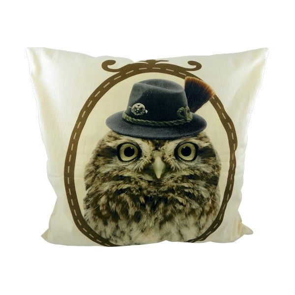 Polštář Alm Owl 50x50 cm