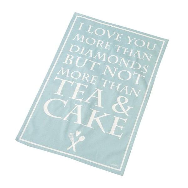 Kuchyňská utěrka Tea & Cake