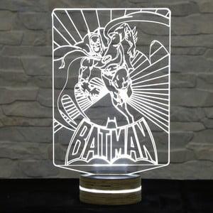 3D stolní lampa Batman