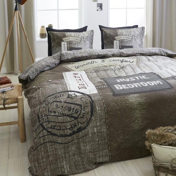 Povlečení Bedroom Antracit, 240x200 cm
