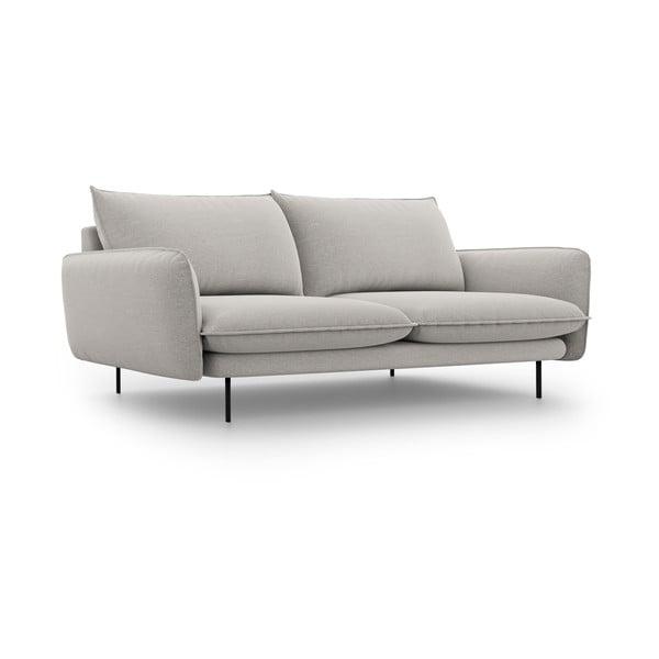 Vienna világosszürke kanapé, szélesség 200 cm - Cosmopolitan Design