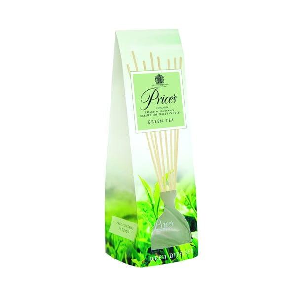 Difuzér Reed Prices Green Tea, 100 ml