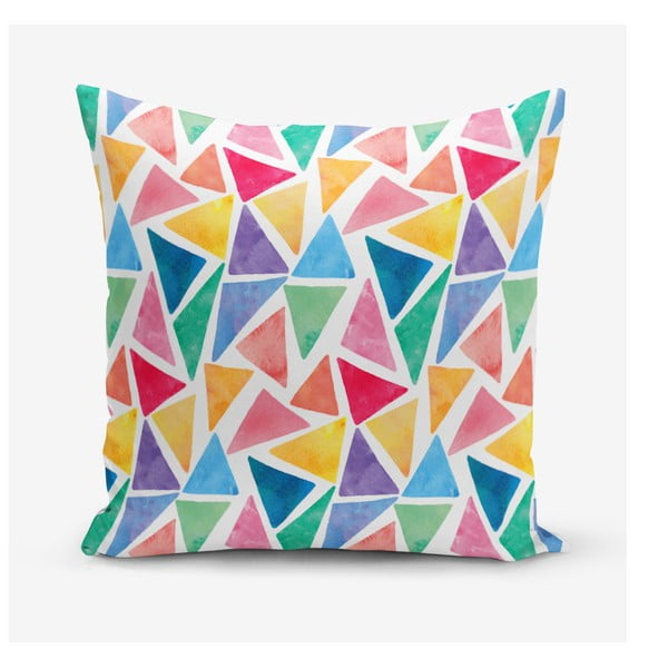 Față de pernă Minimalist Cushion Covers Geom, 45 x 45 cm