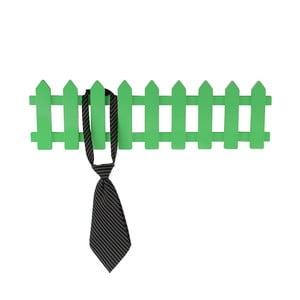 Věšák Plot, zelený