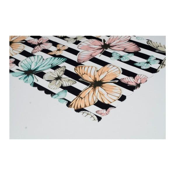 Běhoun na stůl z mikrovlákna Minimalist Cushion Covers Paulina, 45x145cm