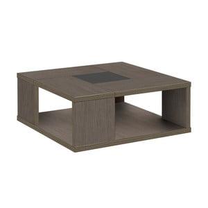 Šedý čtvercový konferenční stolek Gami Hanna
