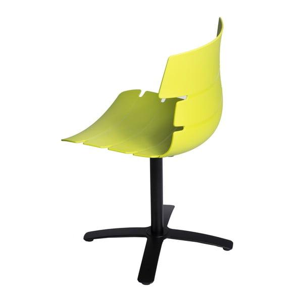 Sada 2 zelených židlí D2 Techno One