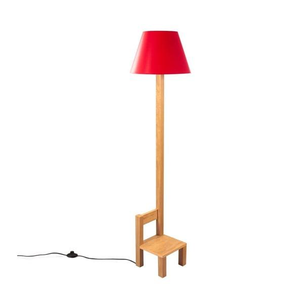 Stojací lampa Toraki Red