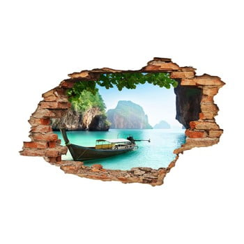 Autocolant Ambiance The Secret Islands View